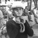 คนแรกที่น่ายกย่อง เป็นนักแข่งหญิงที่น่าชื่นชมมากในวงการ